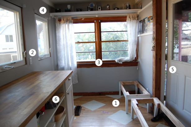 diy kitchen corner bench plans